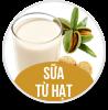 Sữa đậu nành, sữa từ hạt