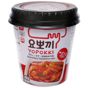 Bánh Gạo Yopokki